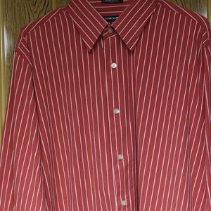 TOMMY HILFIGER MENS SHIRT  MED. LONG SLEEVE